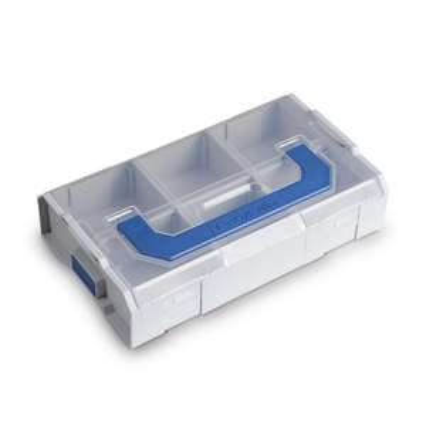 [Sortimo] 2x L-BOXX Mini Transparent (ähnlich wie Bosch) Versandkostenfrei NEUKUNDE??
