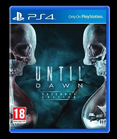 Until Dawn für 19,99 bei OTTO.DE - PS4 @Black Friday