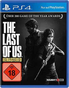 PS4 The Last of Us Remastered Spiel +God of War III Remastered bei Otto