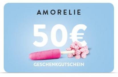 [Amorelie.de] Gutscheine zum halben Preis! 30€ für 14,90€, 50€ für 24,90€ + Versand 3,95€, VSK frei ab 69€ @Black Friday
