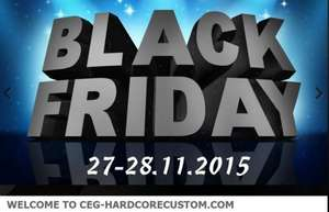 CEG Hardcorecustom Gaming Laptop´s im Black Friday Sale. z.b CLEVO P655SE GTX970m für 1098,37€ @Black Friday