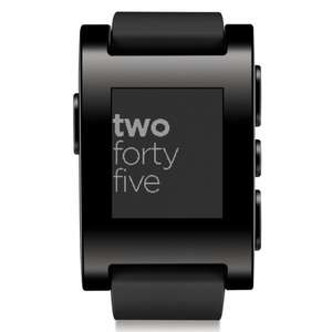 [Amazon.de] Pebble Smartwatch für 64,90, Pebble Steel für 129,90 Euro @Black Friday