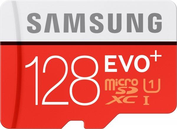 Samsung Evo Plus 128 GB microSDXC für 49,99€ @Cyberport Black Friday