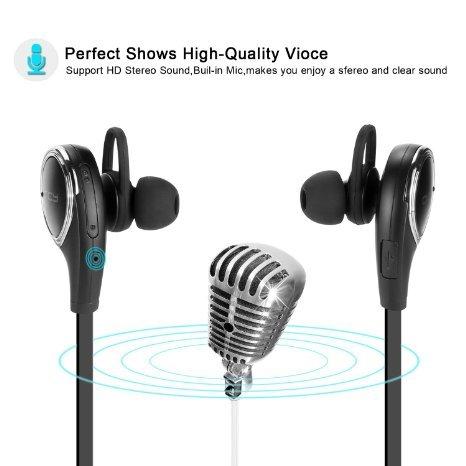 [Black Friday] COULAX QY8 Wireless Sport Kopfhörer für 18,99€ [Amazon Prime]