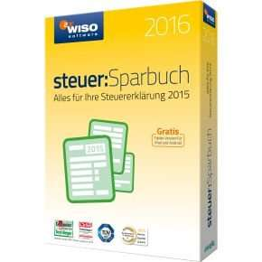 [notebooksbilliger.de *@Black Friday*] Buhl Data WISO Steuer-Sparbuch 2016 (nur bei Zahlung mit MasterCard)