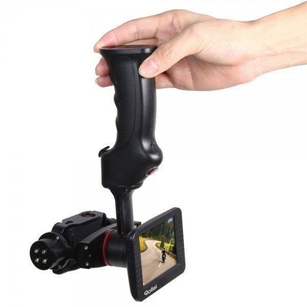 [camforpro] GoPro-Markenzubehör stark reduziert: POV Light 40€, Rollei eGimbal >50% unter Idealo, 10% auf Wertgutscheine uvm. @Black Friday