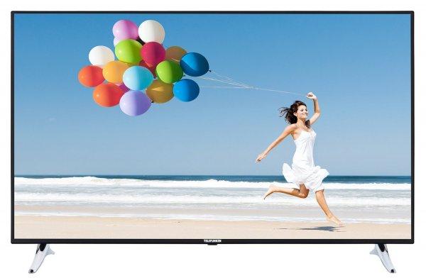 Blitzangebot (@Black-Friday): Telefunken L55F249I3CW 140 cm (55 Zoll) Fernseher (Full HD, Triple Tuner, Smart TV) @ 555 Euro