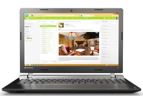 "[Cyberport] Lenovo IdeaPad 100-15IBY Celeron N2840 128gb SSD 15"" ohne Betriebssystem201,99€"
