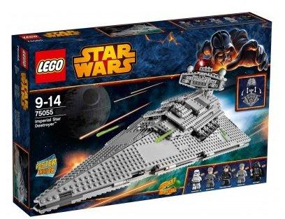 @Black Friday - Fast 17€ beim LEGO Star Wars 75055 Imperial Star Destroyer sparen