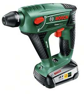 Bosch Uneo Maxx, 1 Akku 18 V, 2,5 Ah @amazon.de @Black Friday