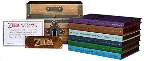 [Black Friday] Legend of Zelda Boxed Set Koffer @amazon.fr