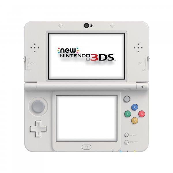 New Nintendo 3DS weiß [nur Paypal]