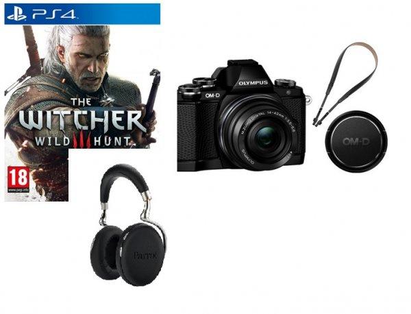 [Lokal Schweiz]The Witcher WIld Hunt PS4 für knapp 27€ (PVG 43€), Olympus OM-D E-M10, 14-42mm Kit für 367€ (PVG 599€) und mehr@digitec.ch @Black Friday