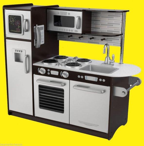 @Black Friday - Kidkraft Kinderküchen Uptown 53260 Espresso und 53335 weiß für je 152,99 €