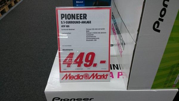Pioneer HTP 105 Lokal Media Markt Osnabrück