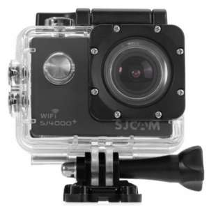 Actioncam SJCAM SJ4000+ plus Wifi ab 103 Euro bei amazon (Prime fähig)