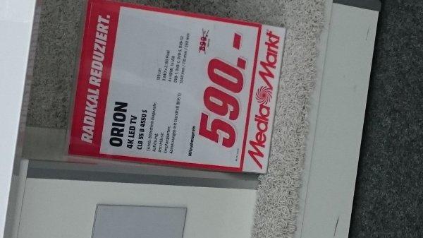 Orion CLB 55 4550 4K @Media Markt Vahrenwalder Hannovee