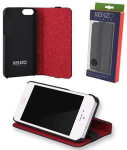 KENZO Book Tasche für Apple iPhone 5G, 5S