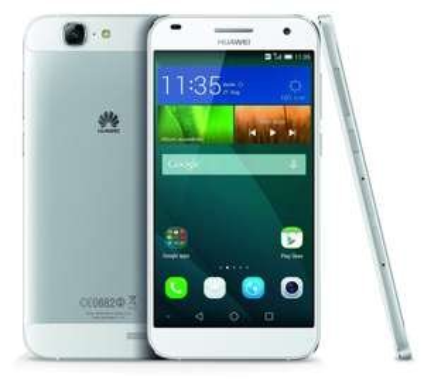 """Huawei Ascend G7 - 5,5"""" HD IPS-Display, LTE, 2GB Ram, 4 x 1,2 GHz, 16GB Speicher (erweiterbar), 13MP Kamera, Metallgehäuse für 193,76€ bei Amazon.es Black Friday"""