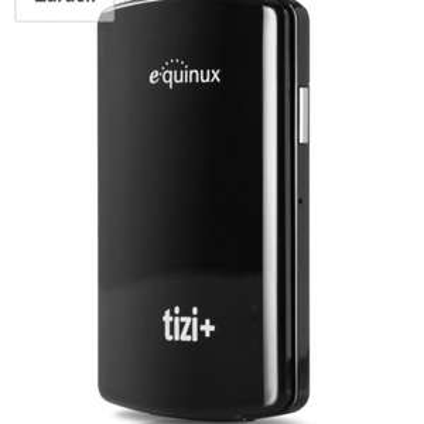 equinux tizi+ TV & DVR inklusive tizi+ storage (16GB) Speicherkarte für TV-Aufnahmen