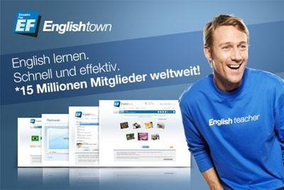 1 Monat Englischunterricht für 1EUR + kostenloses Headset @englishtown