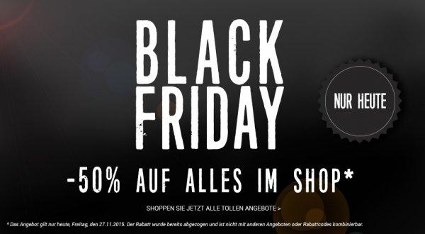 @Black Friday Angebot 50 % auf ALLES - Bon a parte - Online Kleidung