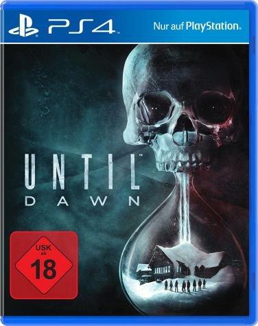 Until Dawn PS4  für 22,99 EUR ohne Versandkosten bei Buecher.de
