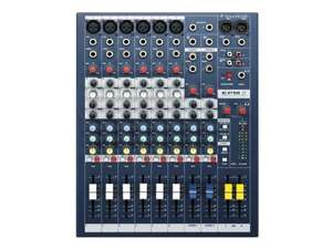 Soundcraft EPM6 Mischpult für 189€ @Black Friday