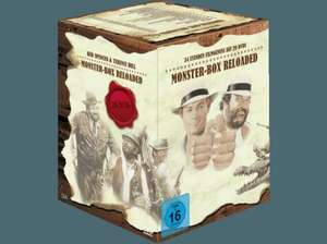 Bud Spencer & Terence Hill Monsterbox - Reloaded 20 DVDs (bei Abholung MediaMarkt)