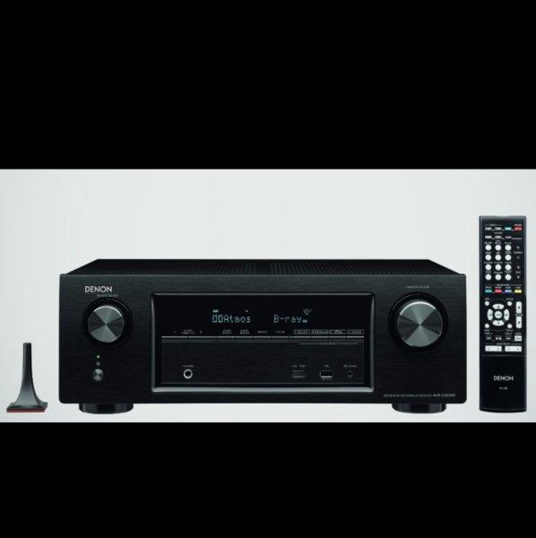 Denon AVR-X1200W 7.2 AV Receiver mit Dolby Atmos und WLAN