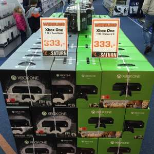 [Saturn in Wuppertal] Xbox ONE 1 TB mit Tomb Raider oder Fall out 4
