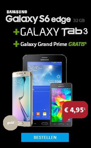 @BlackFriday Sparhandy Smart L Classic - + S6 64 GB [oder edge 32 GB] + Tab 3 + Grand Prime