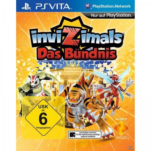 Sony PS Vita - Invizimals: Das Bündnis für €3.- [@Media-Markt.de]