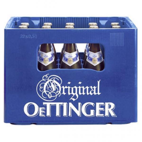 [Wasgau] 1Kasten Oettinger (Pils,Export,Radler,Colabier) für 4,88€ (zzgl Pfand.)