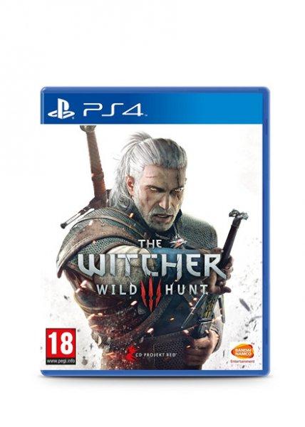 The Witcher 3 - Wild Hunt - Playstation 4 für 35,99 Euro