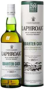 [Amazon] (Prime) Laphroaig Quarter Cask Islay Single Malt Scotch Whisky