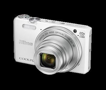 Nikon S7000 Reisezoomkamera Fotoapparat