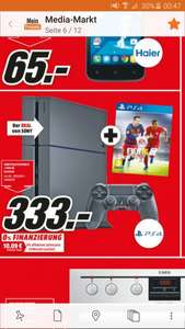 [MM MH a. d. Ruhr] Playstation 4 (500 GB) + Fifa 16