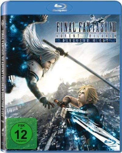 [Amazon Prime]Final Fantasy VII: Advent Children (Director's Cut) Blu-ray
