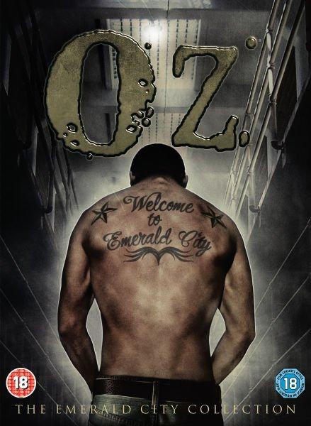 Oz - The Complete Collection Season 1-6 DVD, nur Englisch @ zavvi.de