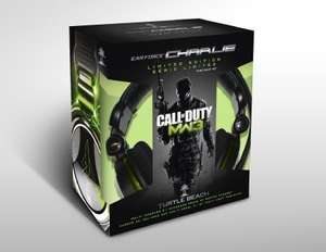 Turtle Beach - Multi-Speaker 5.1-Surround-Sound Gamingheadset Ear Force Z6A Charlie COD Edition  14,95 @Prime