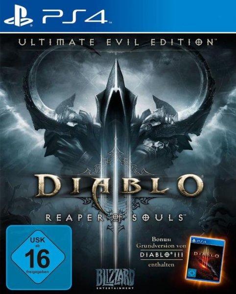 Diablo 3 für PS4 bei Gamestop