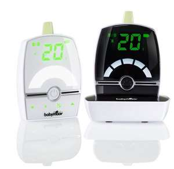 [Amazon] Babymoov Babyphone Premium Care Digital Green