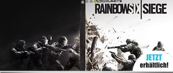Tom Clancys Rainbow Six Siege (PC UPlay Key)