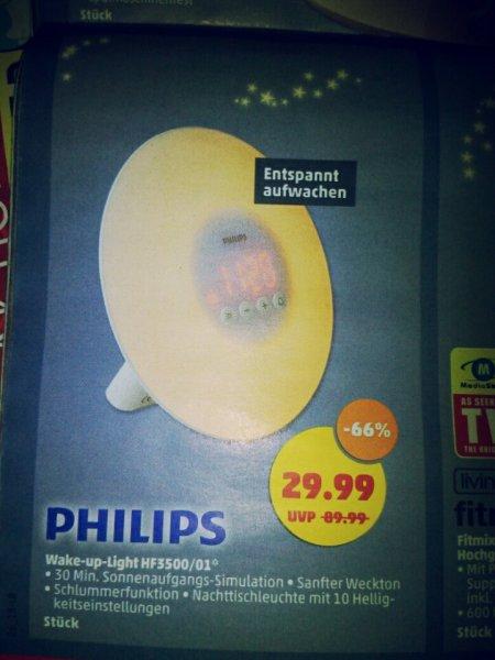 [Penny - eventuell nur lokal] Philips Wake-up-Light HF3500/01 ab 03.12. (~48% Ersparnis)
