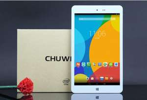 "(CN) Chuwi Hi8 Tablet (8"" TFT 1920x1200, 32GB ROM, 2GB RAM, microSD, Windows 8.1, 4000mAh Akku) @ AliExpress"