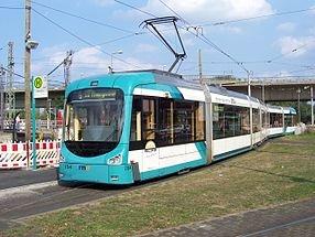 [LOKAL Mannheim] Kostenlos an jedem Adventsamstag mit Strassenbahn Linie 6 fahren (Luisenpark/Technoseum - Paradeplatz)