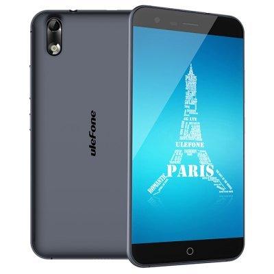 [Banggood] Ulephone Paris Smartphone 5 Zoll 2 Gb Ram 1,3 Ghz Octacore