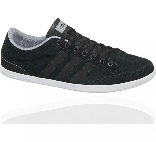 eBay (Deichmann) adidas neo label Leder Sneaker in schwarz für Herren für nur 39,90