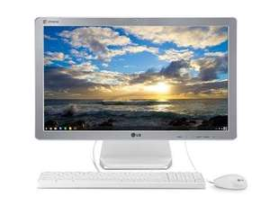 [Groupon] LG All in One PC Chrome Base